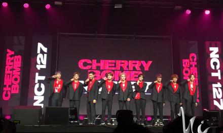 [Exclusive Report] NCT 127 Kembali dengan 'Cherry Bomb'!
