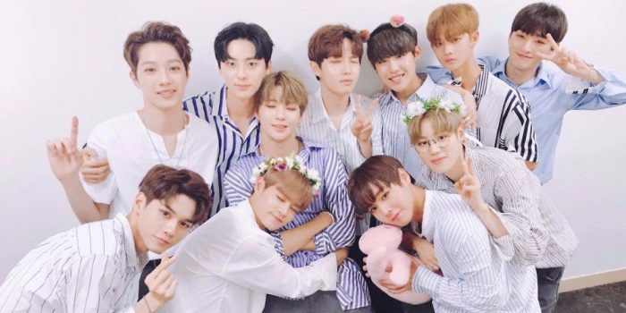 "Wanna One ""Energetic"" Capai 100 Juta Streams di Gaon"