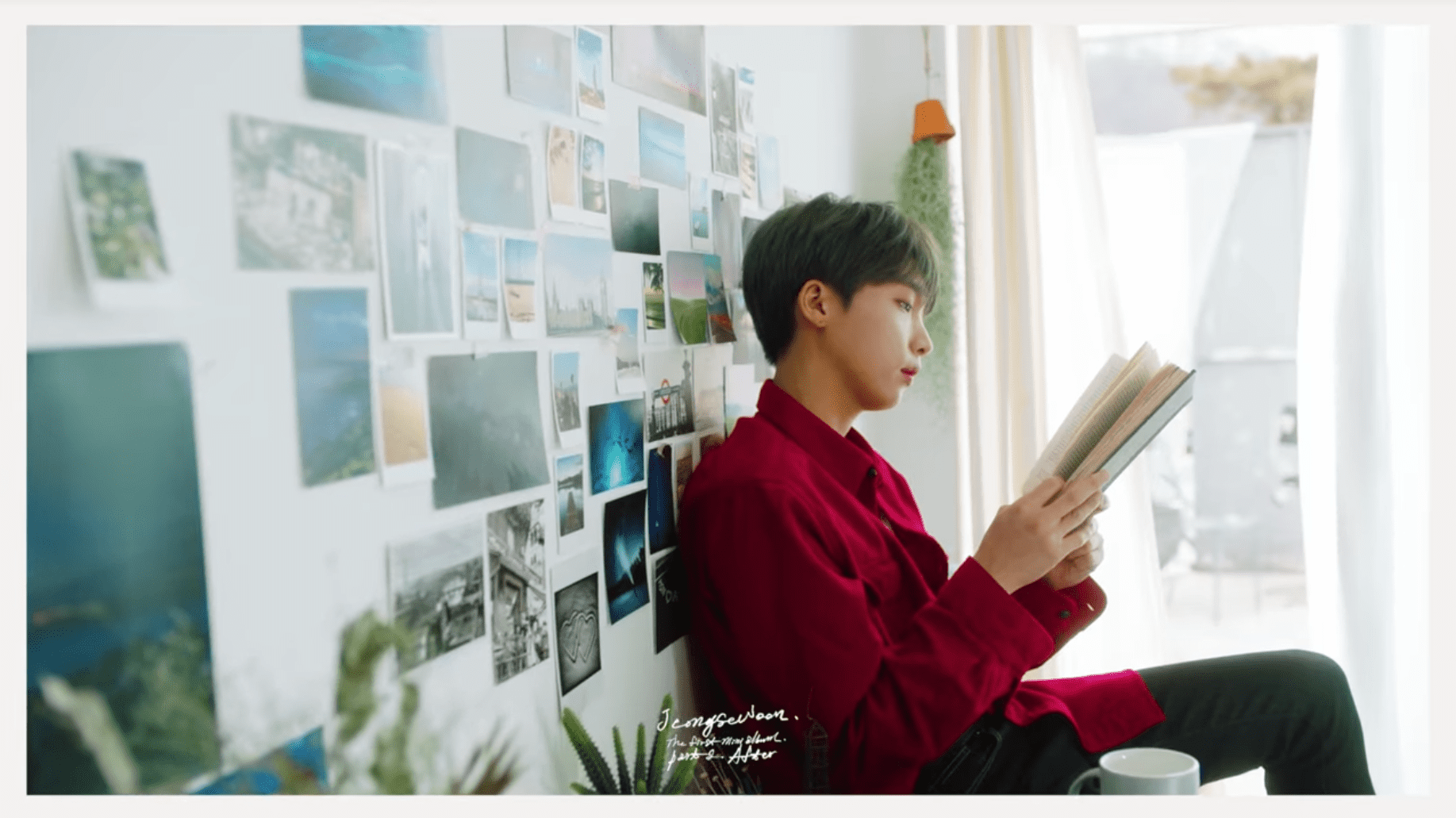 """[Teaser] Jung Sewoon – """"Baby It's U"""""""