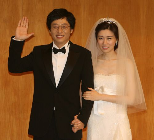 Yoo Jae Suk dan Sang Istri Na Kyung Eun Bersiap Sambut Kelahiran Anak Kedua