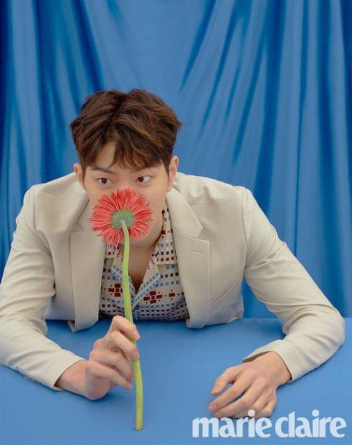 Hong Jong Hyun Membahas Tentang Kekuatan Dirinya