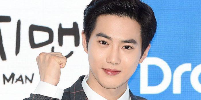 Byun Yo Han Kirim Truk Kopi Ke Lokasi Syuting Drama Suho EXO