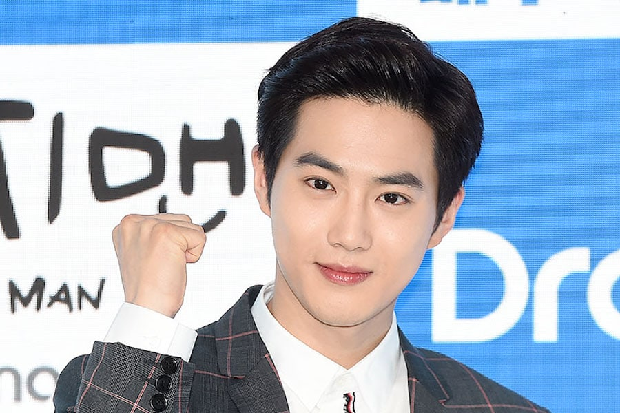 Pertama Kali Jadi Pemeran Utama dalam Drama, Suho EXO Rasakan Tekanan