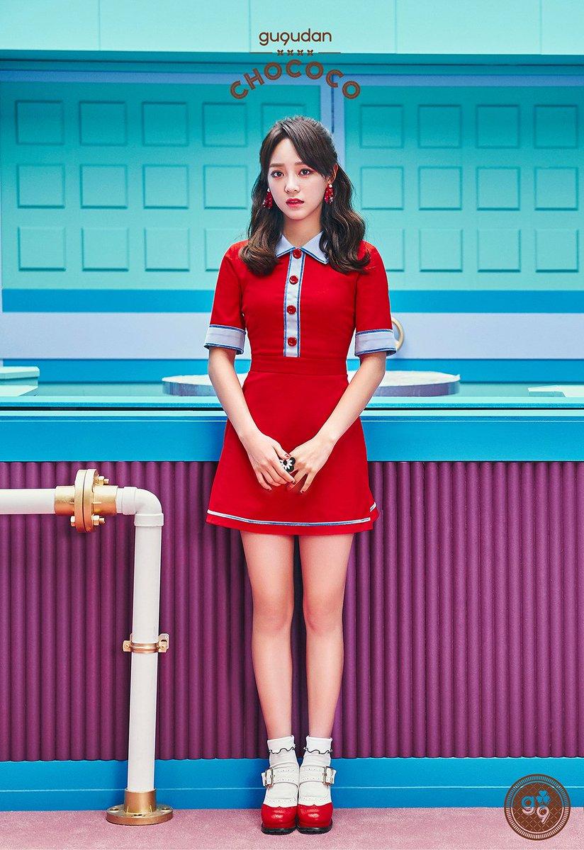 Kim Sejeong gugudan Akan Tampil di Variety Show Sci-Fi Terbaru