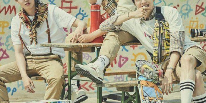 Wanna One Rilis Foto Teaser Unit Keempat: Kang Daniel, Park Woo Jin, & Kim Jae Hwan