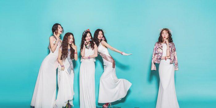 b345a1d78fd0 Dal Shabet Berkumpul untuk Pemotretan  Bridal Shower  Gaeun – KoreanIndo