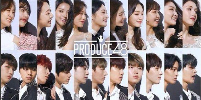 """""""Produce 48"""" Rilis Teaser Terbaru Menampilkan I.O.I dan Wanna One"""