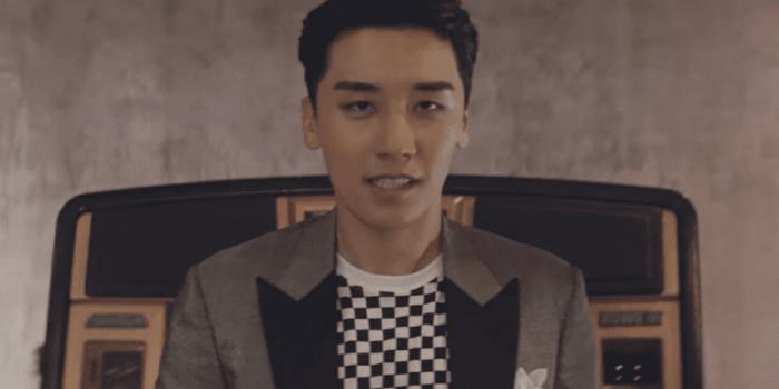 Seungri BIGBANG Berbagi Tentang Rencana Wajib Militer