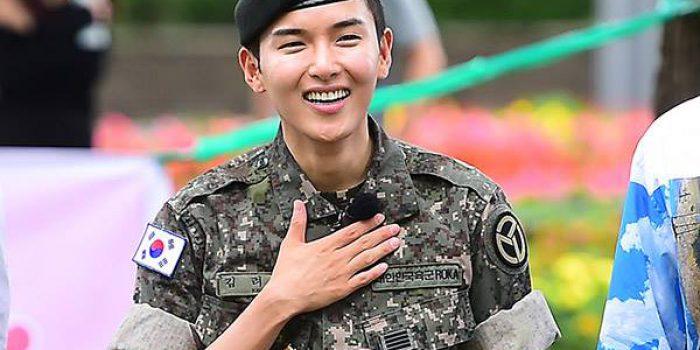 Ryeowook Super Junior Goda Kyuhyun yang Masih Belum Menyelesaikan Wamil