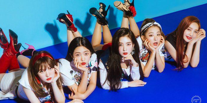Cara Unik Red Velvet Simpan Nama Anggota di Ponsel