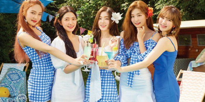 Siapakah Aktor yang Diinginkan Red Velvet untuk Menjadi Teman?
