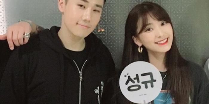 Bora Berikan Dukungan untuk Musikal Militer Sunggyu INFINITE