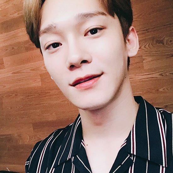 Chen Exo 2018 >> Exo Rayakan Ulang Tahun Chen Bersama Koreanindo