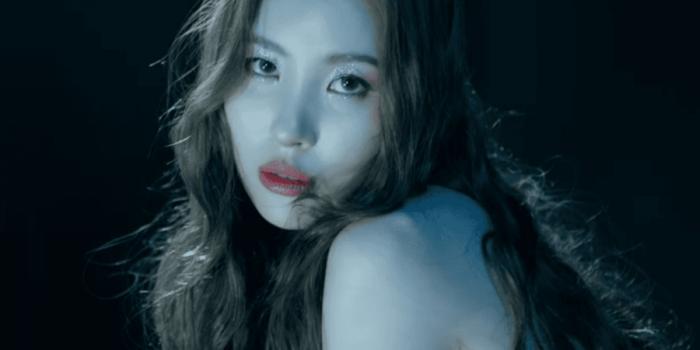 MakeUs Entertainment Beri Pernyataan Terkait Kondisi Sunmi Setelah Pingsan di 'Music Bank'