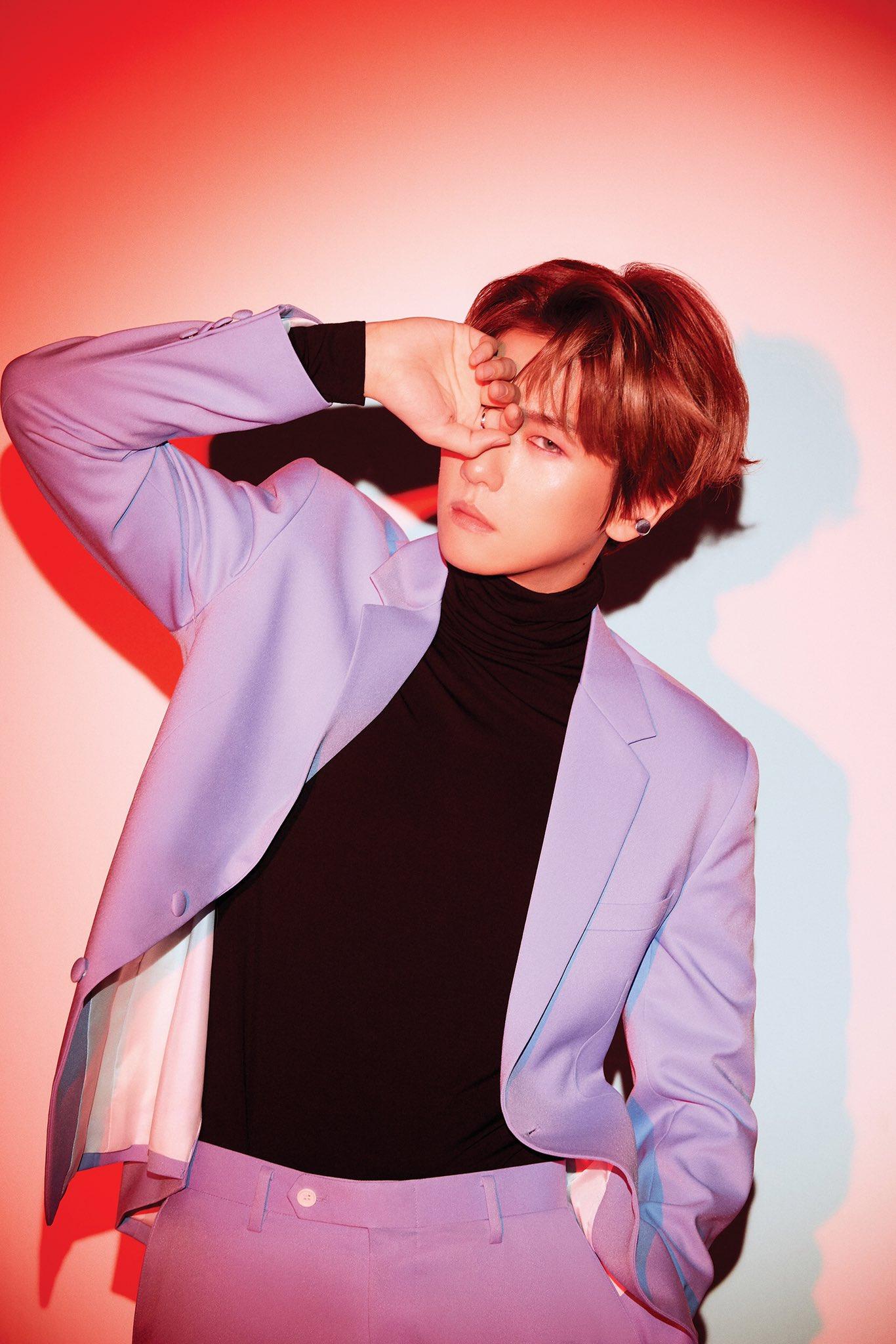 "Sehun Exo >> EXO Rilis Foto Teaser Baekhyun dan Chanyeol untuk ""Love"